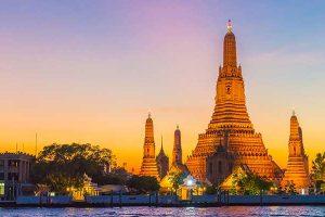 Templi della Thailandia