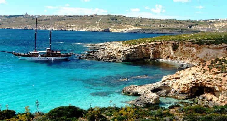Le più belle spiagge Comino
