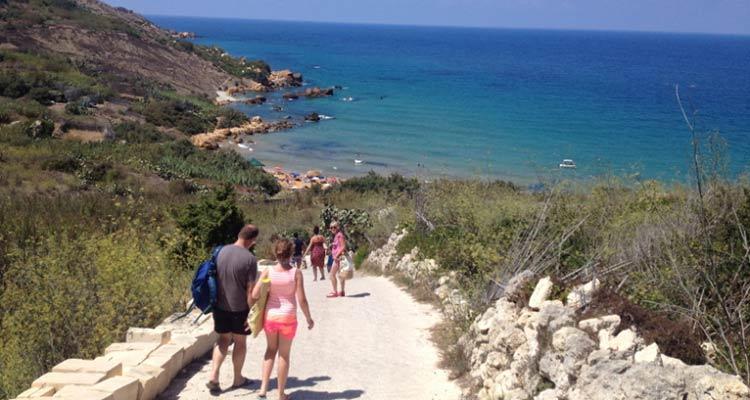 Le più belle spiagge da vedere Malta